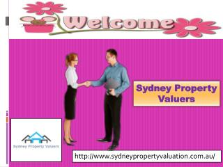 Safe and Secure real estate valuations with Sydney Property Valuers