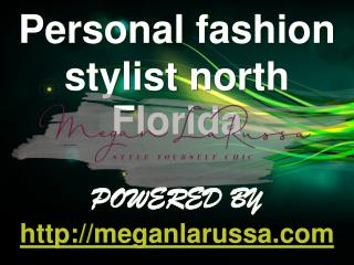 personal fashion stylist north Florida