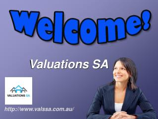 Valuations SA � Property Valuations By Professional Valuers