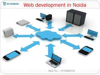 Web Development in Noida@9278888358