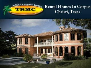 Rental Homes In Corpus Christi, Texas