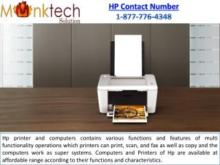 HP technical Support Number !! 1-877-776-4348