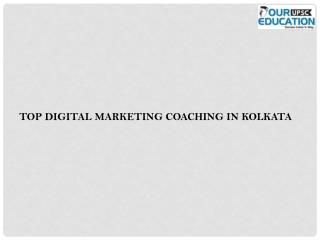 Top digital marketing coaching in kolkata