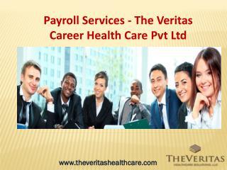 The Veritas Career Healthcare Pvt Ltd