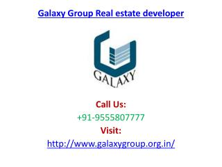 Galaxy Vega Noida Extension Housing Project
