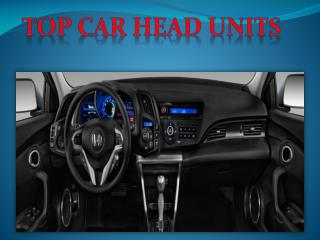 top car head units
