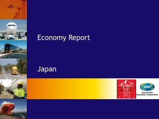 Economy Report     Japan