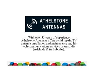 Digital TV Antenna Installation & Repairing Services - Adelaide, Australia