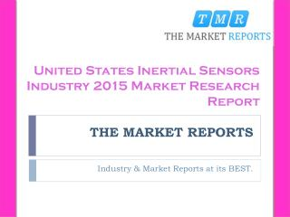 Analysis of Inertial Sensors Production, Supply, Sales and Market Status Forecast Report