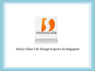 Glass Door Supplier Singapore
