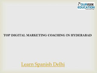 Top digital marketing coaching in hyderabad