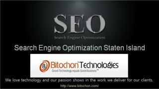 Search Engine Optimization Staten Island