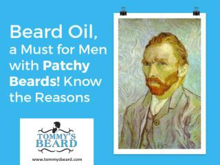 Top Benefits of Using Beard Oil