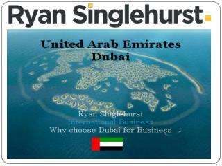 Choose Ryan Singlehurst To Help Your Sales Team Succeed