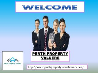 Best find out of house valuation with Perth Property Valuers