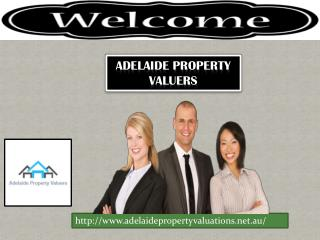 Get secure land valuations with Adelaide Property Valuers
