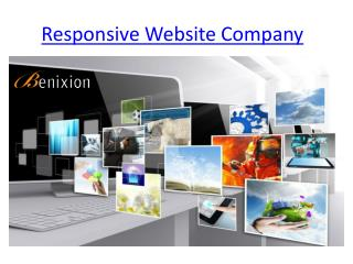 Responsive Website Company