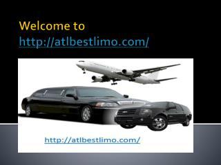 car service Atlanta airport