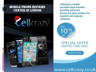 HTC Phone Repair London | Apple Cell Phone Repair UK