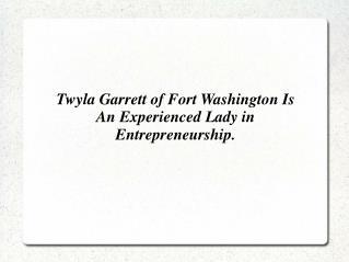 Twyla Garrett