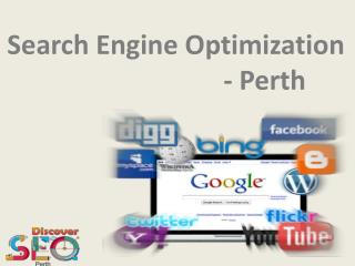 Search Engine Optimization - Discover SEO Perth