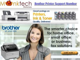 Brother  tech Support number 1-877-776-4348