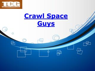 Crawl Space Sealing