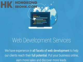 Web Design Company Hong Kong