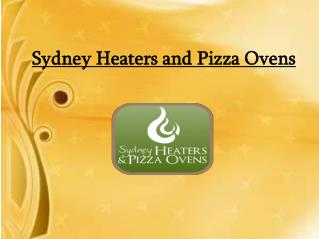 Sydney Heaters And Pizza Ovens