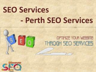 SEO Services - Perth SEO Services