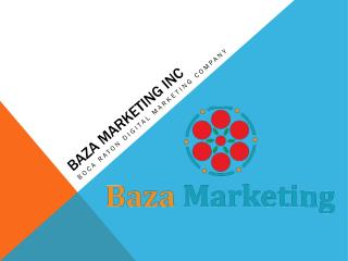 Baza Marketing | Boca Raton Digital Marketing Company