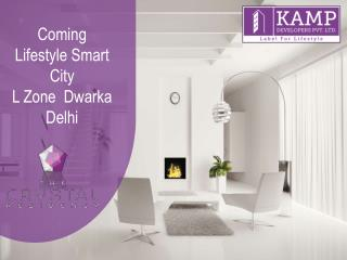Coming Lifestyle Smart City L Zone Dwarka Delhi