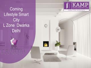 Coming Lifestyle Smart City L Zone Dwarka Delhi