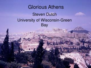 Glorious Athens