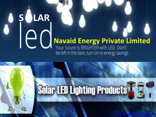 Solar LED Street Lights manufacturer