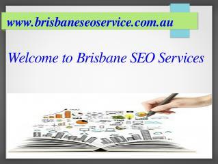 Brisbane SEO services company