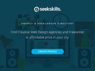 Introduce - Freelancer Jobs Graphic Design Portfolio Designer