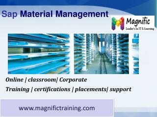 SAP MM ONLINE TRAINING IN USA,UK,AUSTRALIA