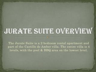 Jurate Suite Overview