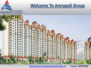 Amrapali Cloudville, Noida Extension