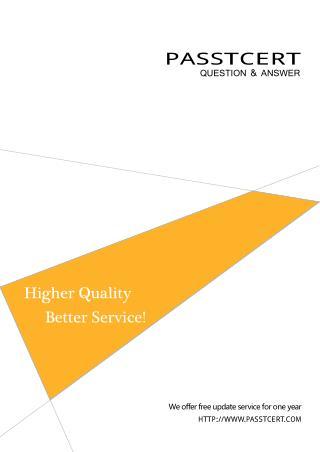 Passtcert CWDP-302 Exam Actual Questions