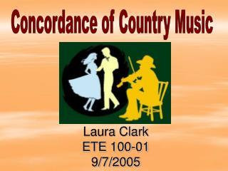 Laura Clark ETE 100-01   9