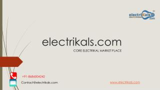 PIERLITE Lights and Luminaries | electrikals.com