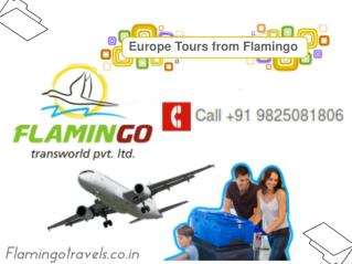 Europe Tours From Flamingo