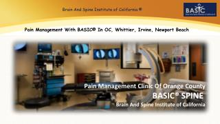 Pain Management Neck Pain And Sciatica Pain Hospital In Orange County