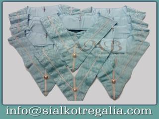 Masonic Craft Past Master collar