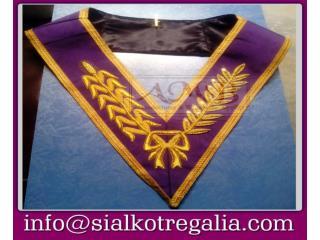 Craft Provincial Grand rank full dress collar