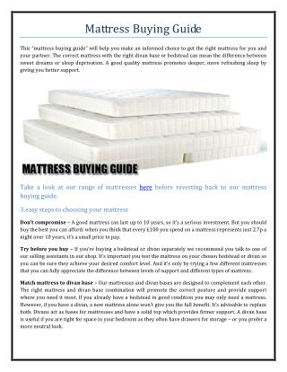 best mattress for scoliosis buyers guide reviews ideas