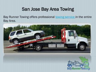 San Jose Bay Area Towing