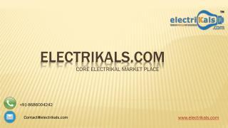 SALZER-ELECTRICS   electrikals.com